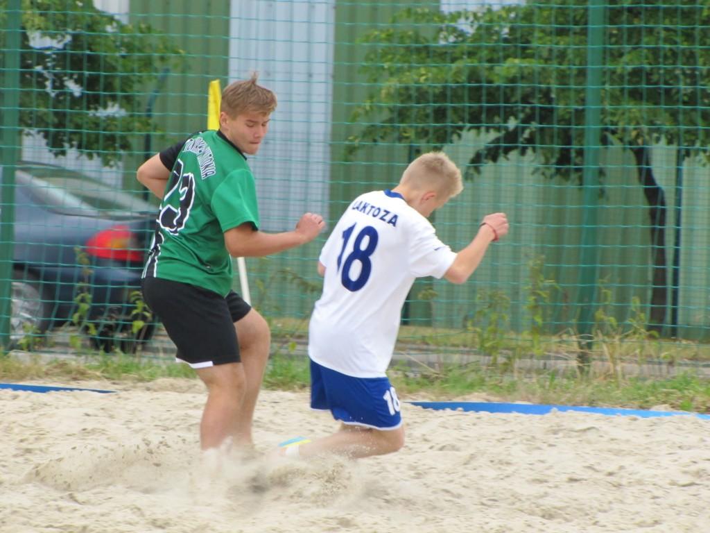 Laktoza Cup 2015 plażówka 4