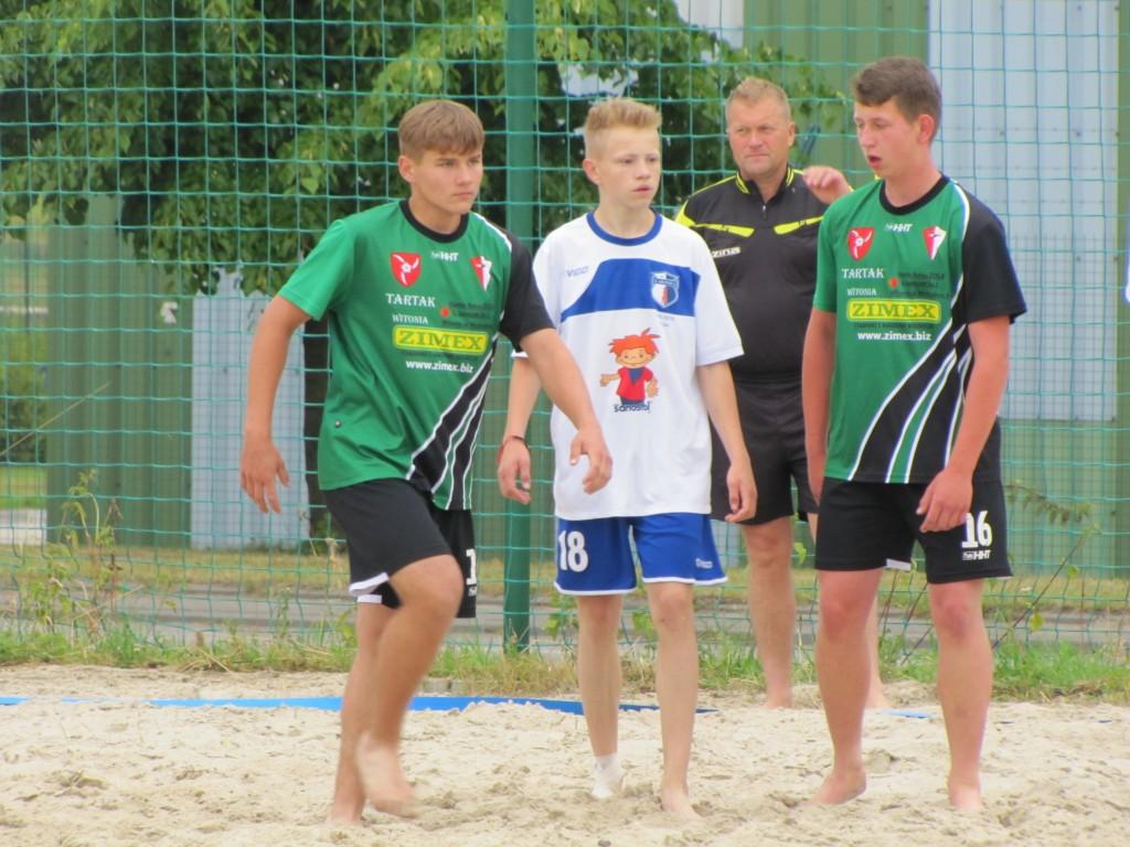 Laktoza Cup 2015 plażówka 5