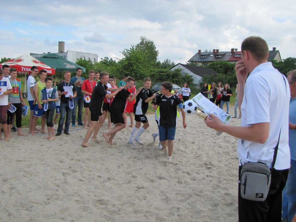 Laktoza Cup 2015 plażówka 50