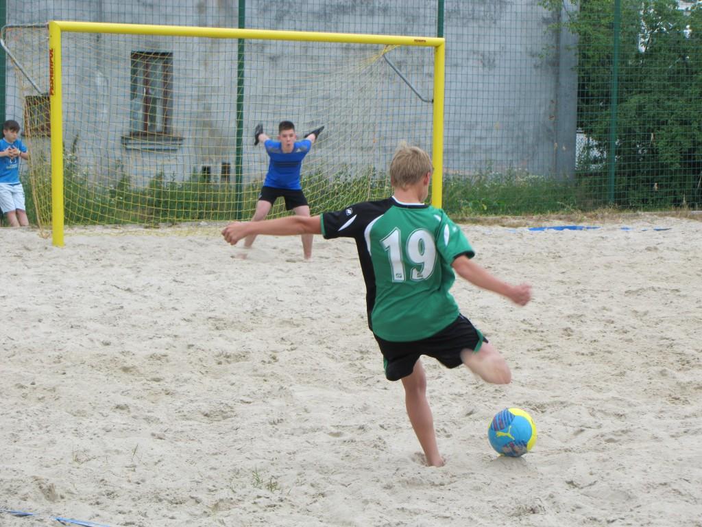Laktoza Cup 2015 plażówka 6