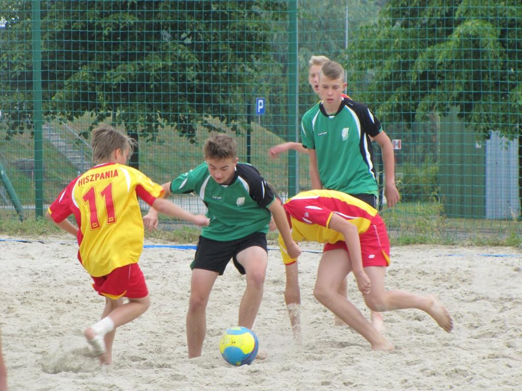 Laktoza Cup 2015 plażówka 7