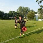 Polonia - trening