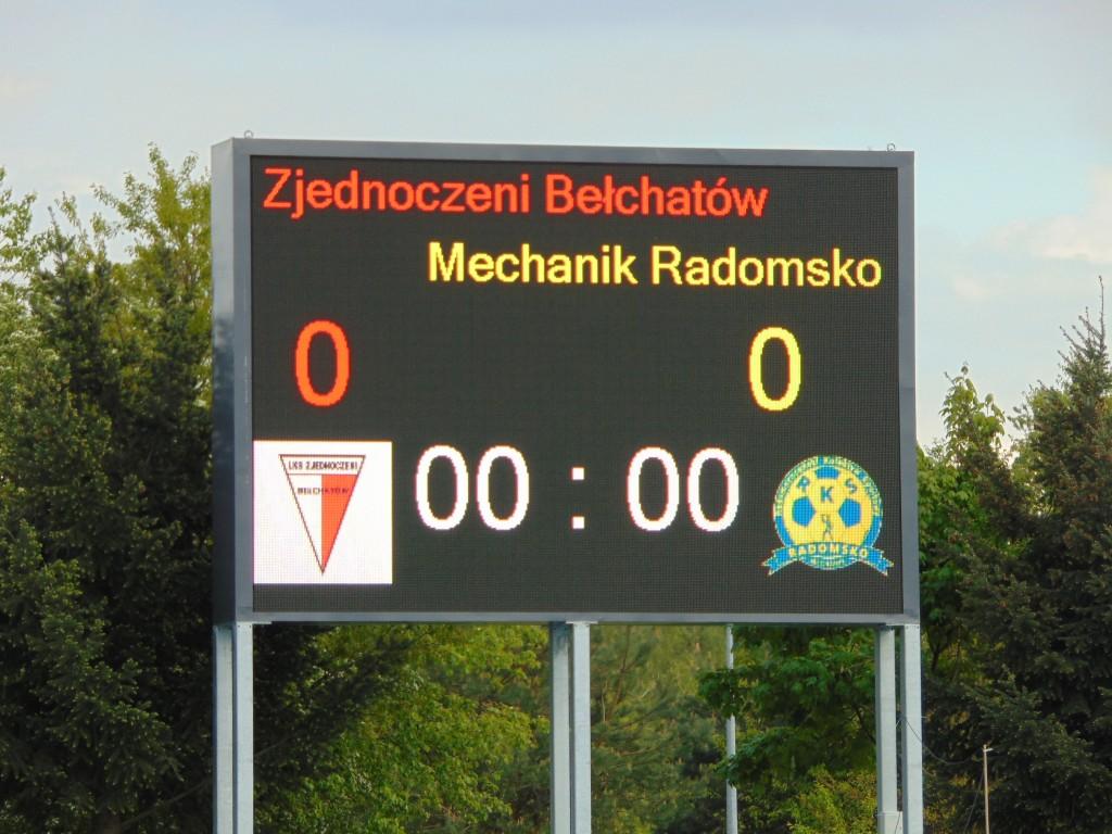 Zjednoczeni Bełchatów - RKS Mechanik Radomsko (3)